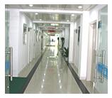 陕西生殖医院走廊