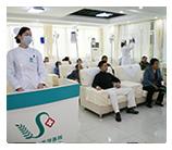 陕西生殖医院输液室